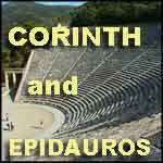 Corinth Epidauros Greece
