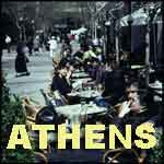 Athens Greece  city tour Kolonaki