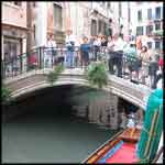 Venice canals and bridges