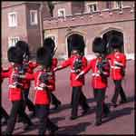 London England United Kingdom Great Britain Changing the Guards