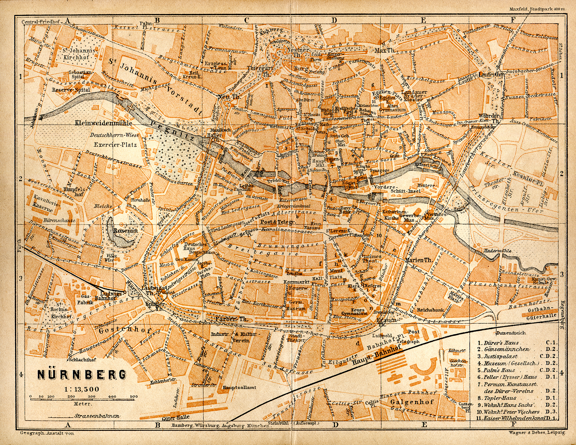 Map Of Germany Nuremberg.Free Maps Of Germany
