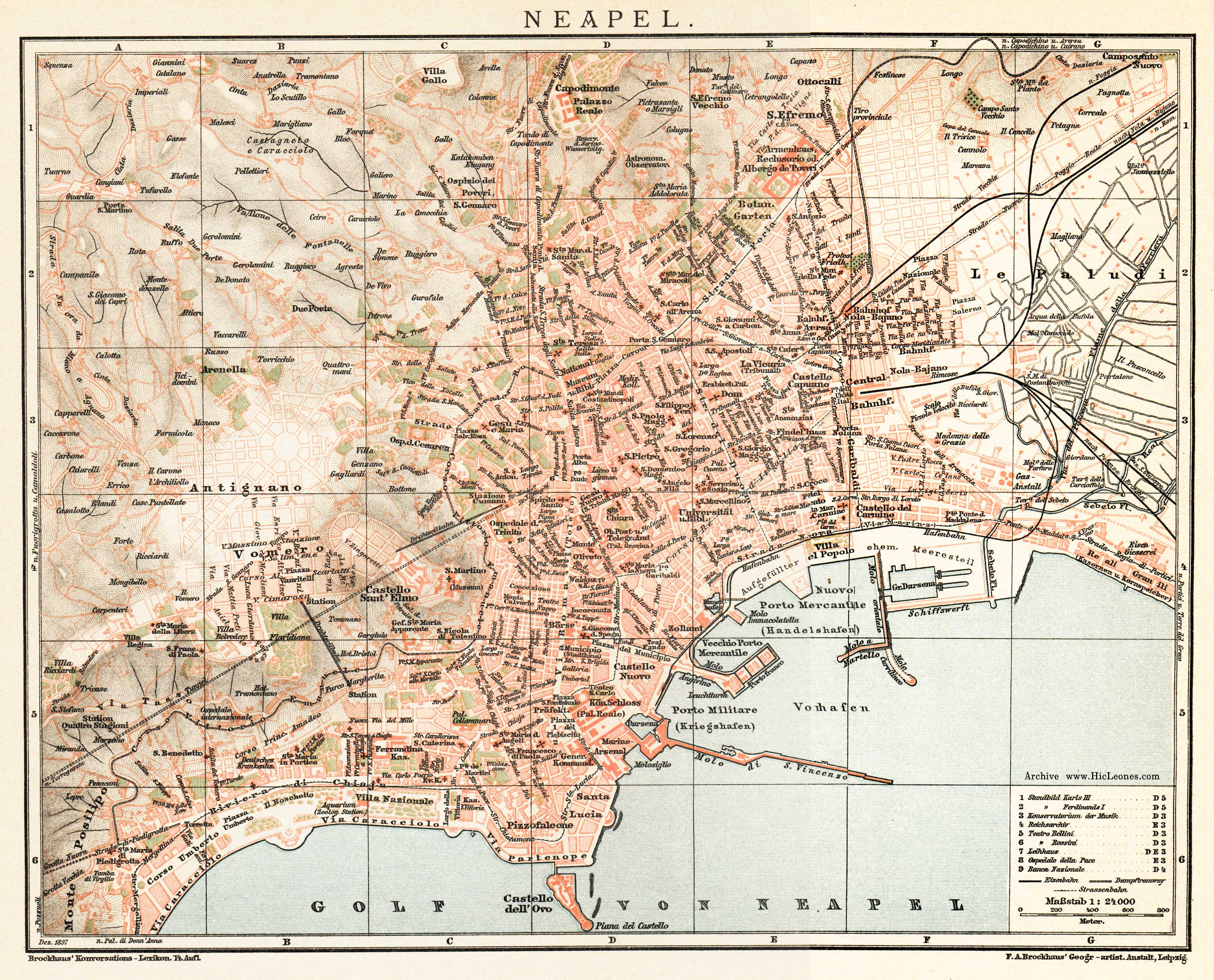 Free Map Of Italy.Free Maps Of Italy