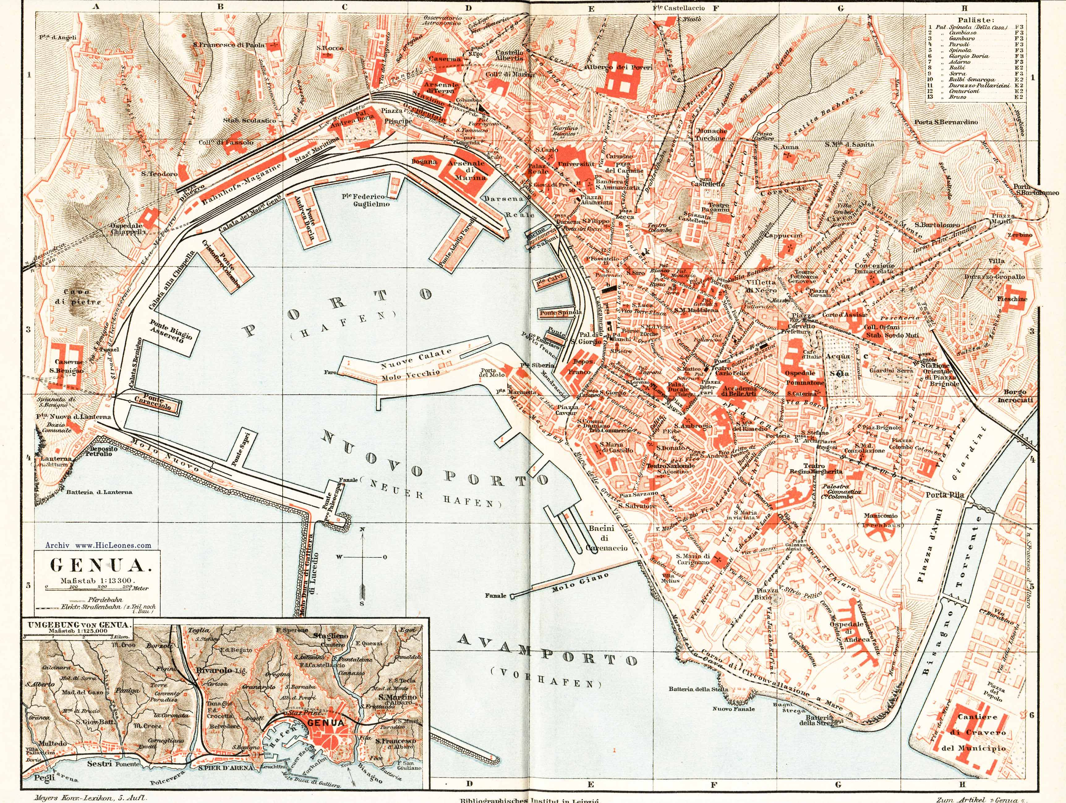 Free maps of northern italy genoa map maps in public domain free royalty free royalty free download high quality non copyright copyright free creative commons gumiabroncs Choice Image