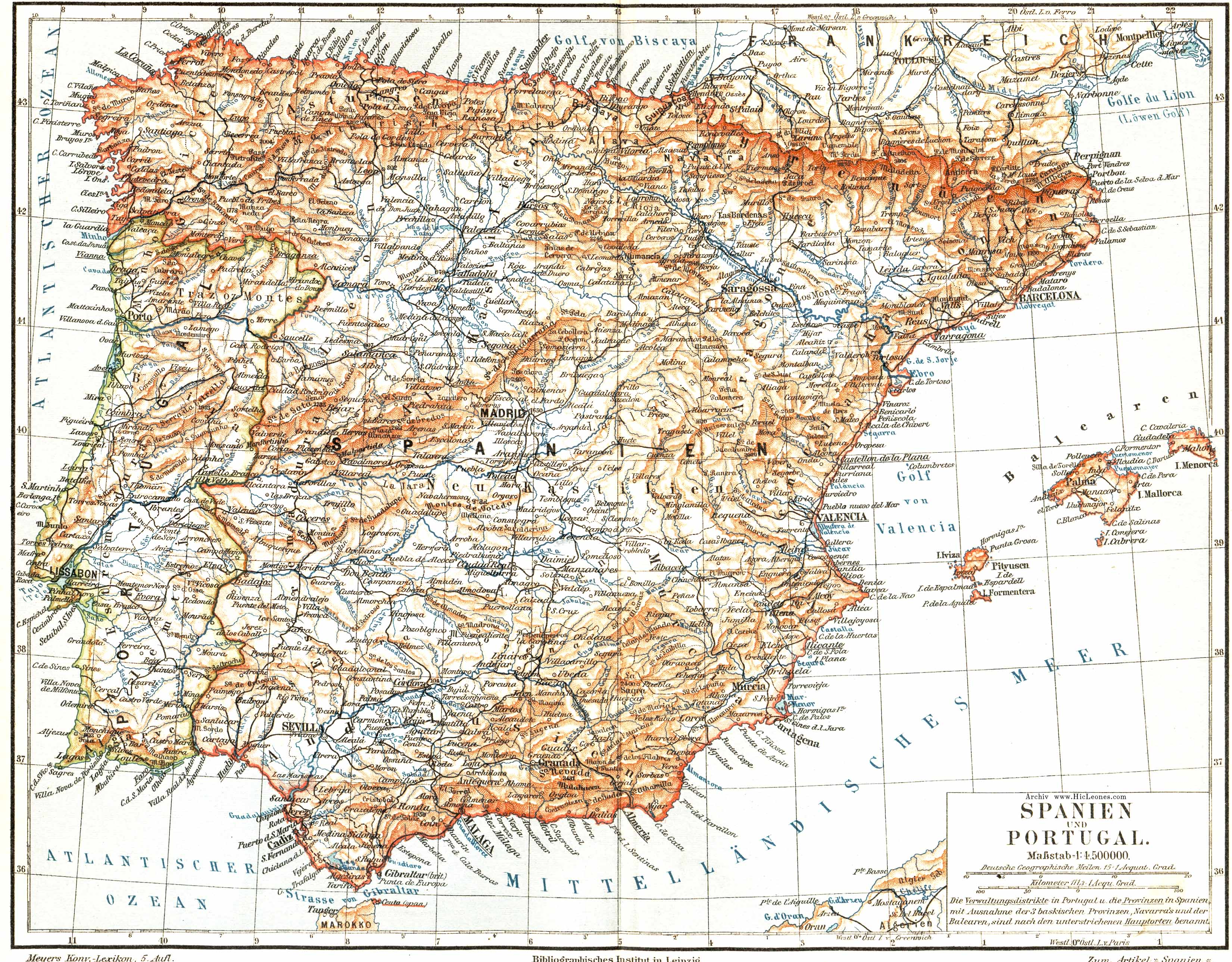 Map Of Spain Download Free.Free Maps Of Spain