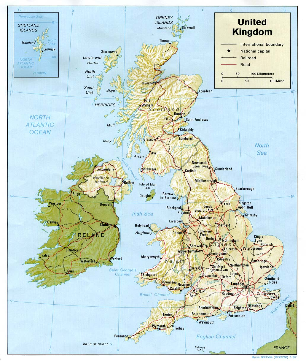 Big Map Of England.Free Maps Of London And England